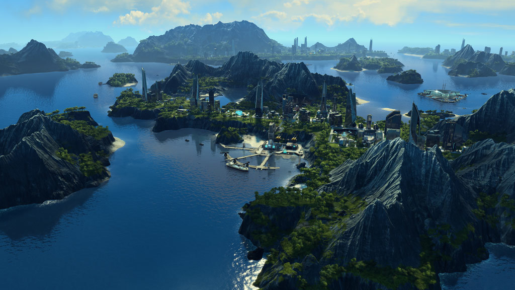 Anno 2205™ Frontiers (DLC3)