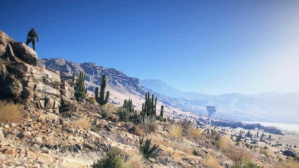 Tom Clancy's Ghost Recon® Wildlands - Fallen Ghost (DLC)