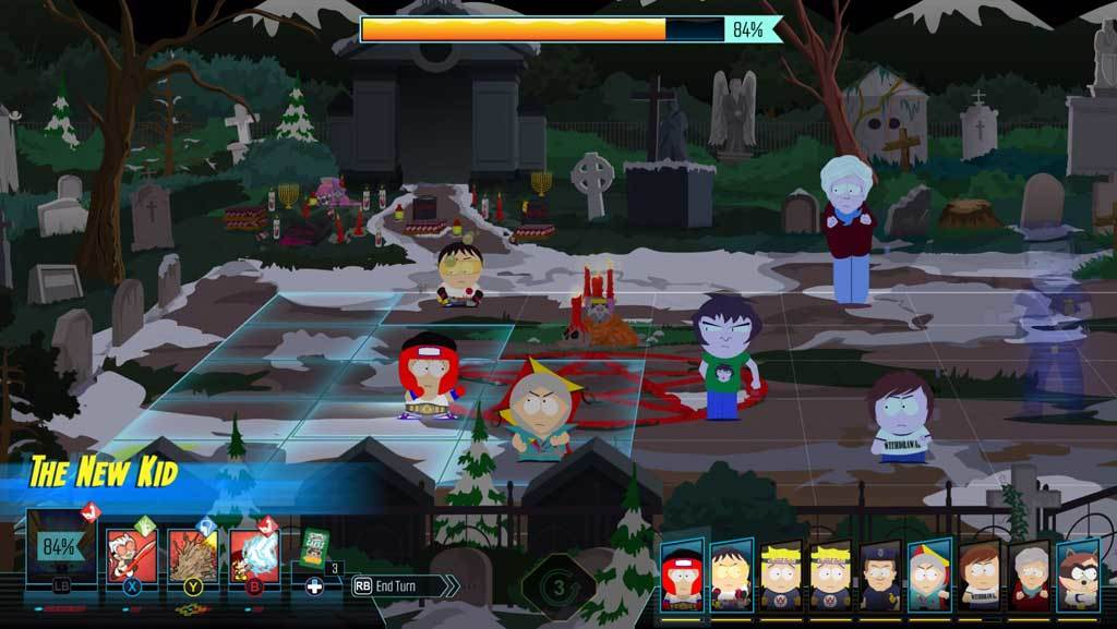 South Park : L'annale du destin - Le Deck du Danger (DLC1)