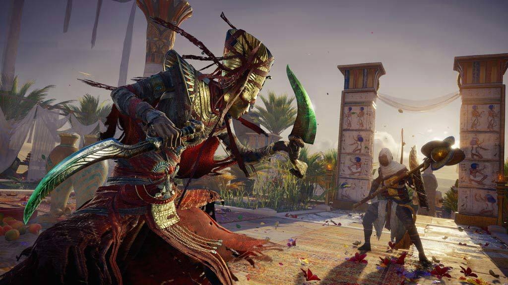 Assassin's Creed Origins - The Curse Of the Pharaohs (DLC 2)