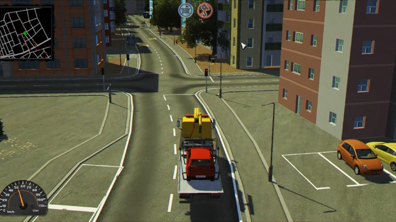 Towtruck Simulator 2015