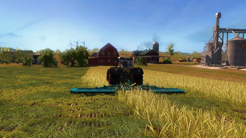 Professional Farmer 2014 America DLC
