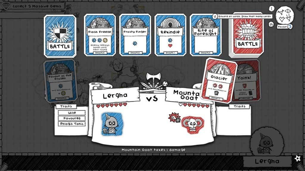 Guild of Dungeoneering: Ice Cream Headaches (DLC)
