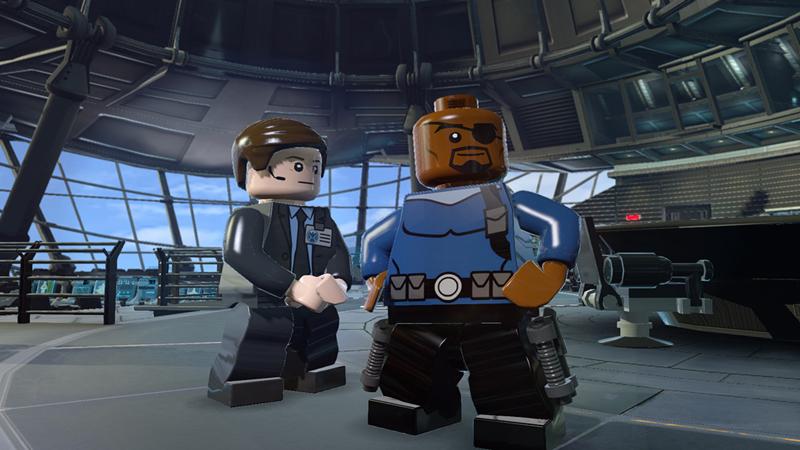 Captures d 39 cran screenshots et images de lego marvel - Jeux de lego marvel gratuit ...
