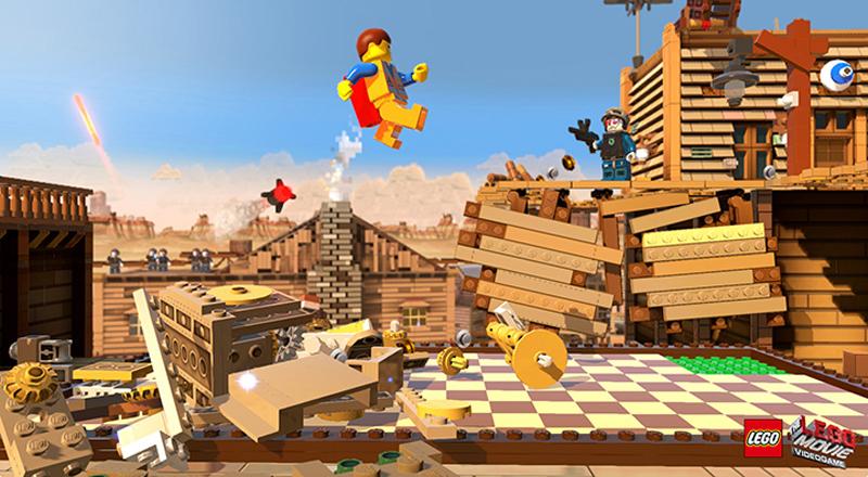 LEGO® La Grande Aventure - le jeu vidéo