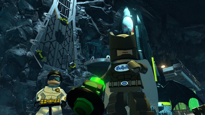 LEGO® Batman 3: Au-Delà de Gotham