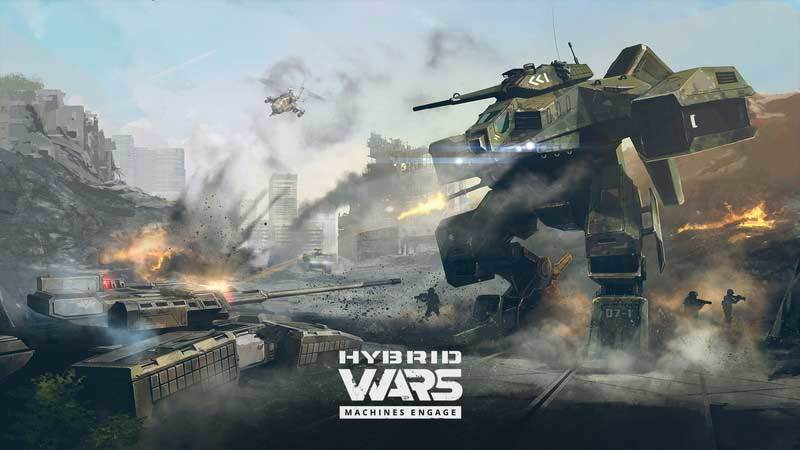 Hybrid Wars - Deluxe Edition Upgrade