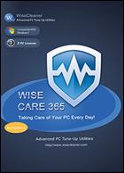 Wise Care 365 : Présentation télécharger.com