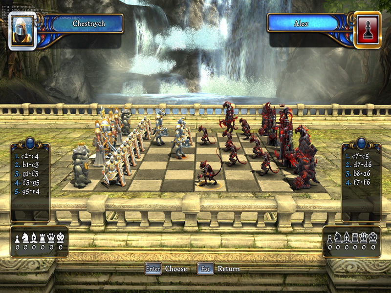 Battle vs. Chess (Mac)