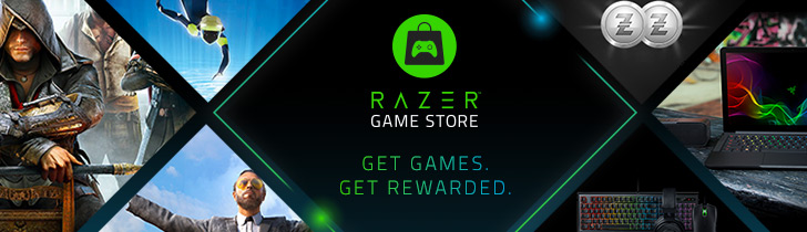 Get Games. Get Rewarded.