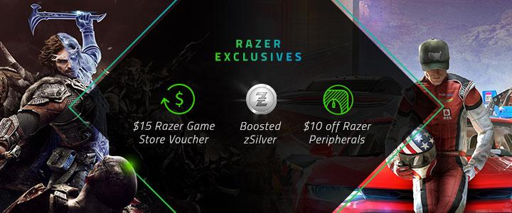 Razer Exclusive