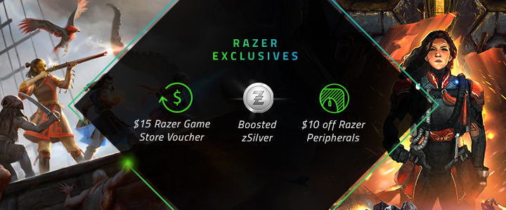 Razer Exclusive