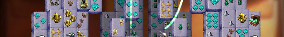 Ancient Pyramids Mahjong