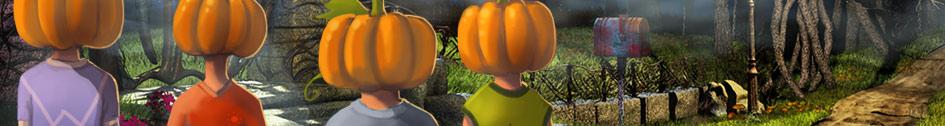 Evil Pumpkin The Lost Halloween