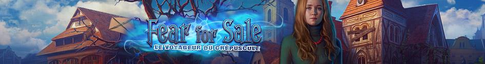 Fear For Sale: Le Voyageur du Crépuscule