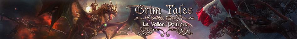 Grim Tales: Le Vallon Pourpre