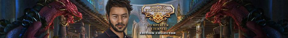 Hidden Expedition: L'Empereur Éternel Édition Collector