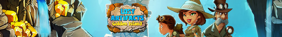 Lost Artifacts Golden Island Edition Collector