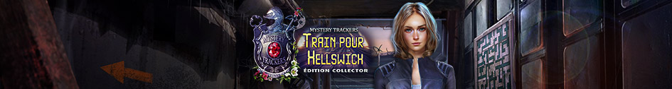 Mystery Trackers: Train pour Hellswich Édition Collector