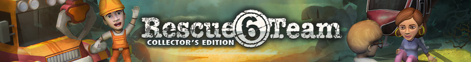 Rescue Team 6 Edition Collector