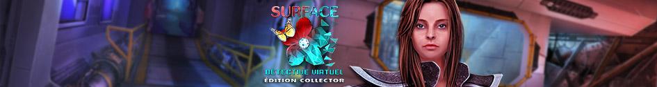 Surface: Détective Virtuel Édition Collector