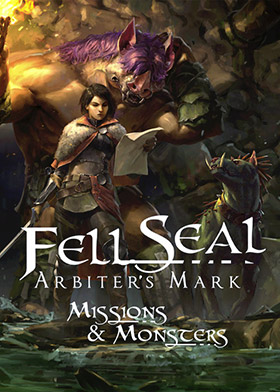 Fell Seal Missions and Monsters (DLC)