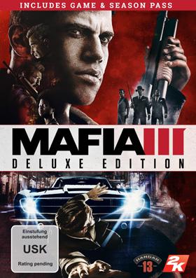 Mafia III Digital Deluxe Edition
