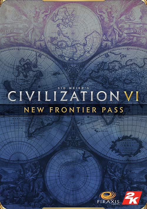 Sid Meier's Civilization® VI: New Frontier Pass (Mac - Linux)