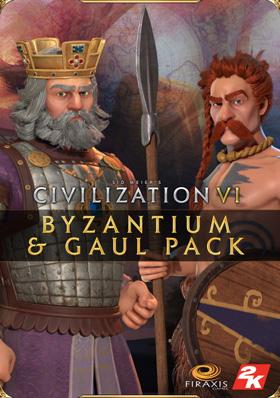 Sid Meier's Civilization® VI - Byzantium & Gaul Pack