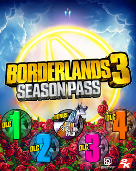 Borderlands 3: Season Pass (Epic)