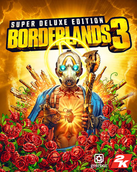 Borderlands 3: Super Deluxe Edition (Epic)