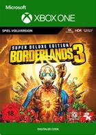 Borderlands 3: Super Deluxe Edition - Xbox One Code