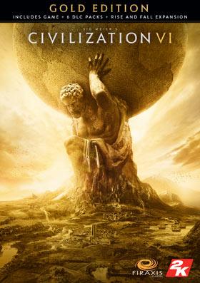 Sid Meier's Civilization® VI Gold Edition
