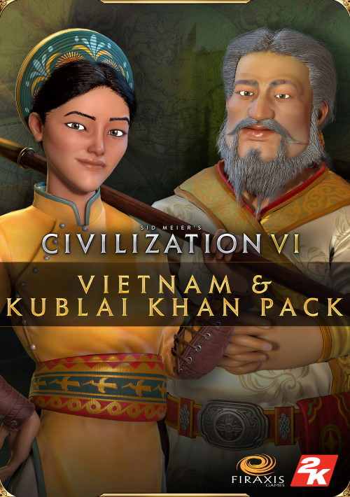 Sid Meier's Civilization® VI - Vietnam & Kublai Khan Pack