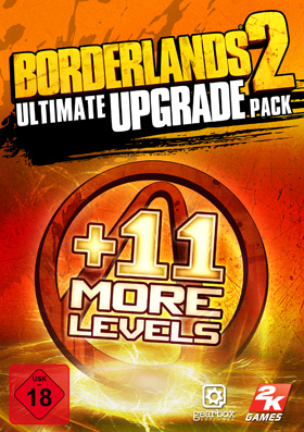 Borderlands 2 - Ultimativer Kammer-Jäger Upgrade Pack (DLC)