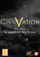 Sid Meier's Civilization® V Map Pack: Scrambled Nations (DLC)