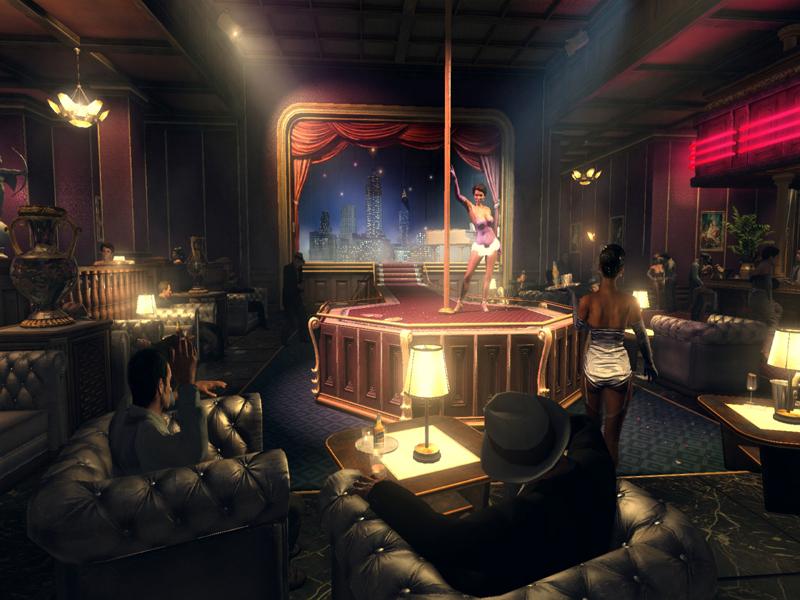 Mafia 2 screenshot