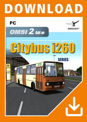 OMSI 2 Add on Citybus i260 Series