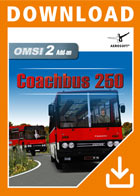 OMSI 2 - Add-on Coachbus 250 (DLC)