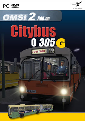 OMSI 2 Add-On Citybus O305G