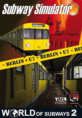 World of Subways 2 - Berlin Line 7