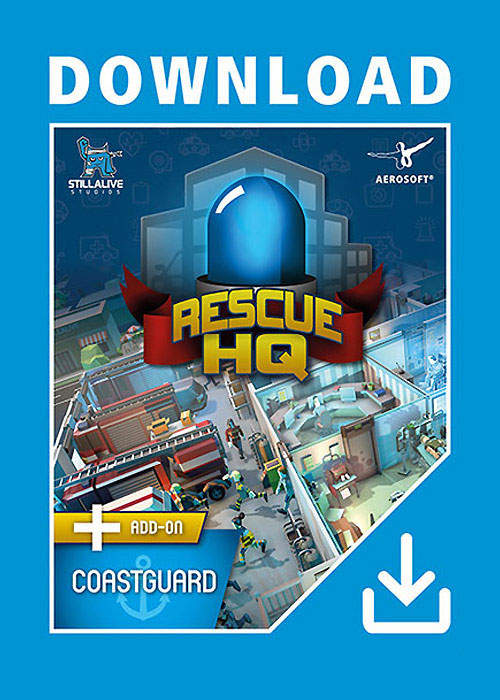 Rescue HQ - Coastguard - Bundle