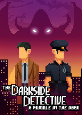 The Darkside Detective: A Fumble in the Dark