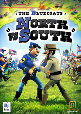 The Bluecoats - North vs South (Mac)