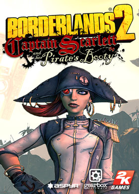 Borderlands 2: Captain Scarlett und ihr Piratenschatz - DLC (Mac)