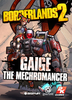 Borderlands 2: Mechromancer Pack - DLC (Mac)