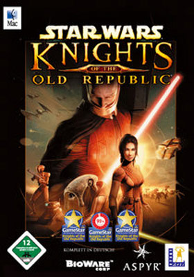 Star Wars®: Knights of the Old Republic® (Mac)