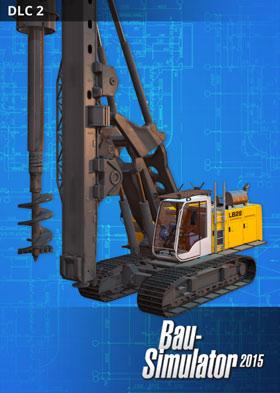 Bau-Simulator 2015 Liebherr LB28 (DLC2)