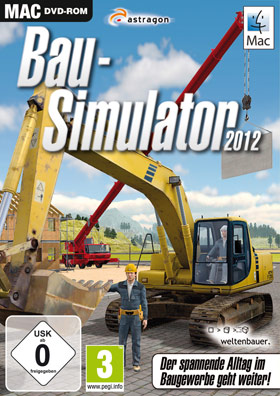 Bau-Simulator 2012 (Mac)