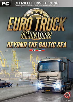Euro Truck Simulator 2 - Beyond the Baltic Sea (DLC)